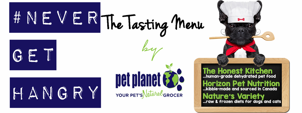 Meet some of Pet Planet's best nutritional experts as they host tasting events featuring delicious samples from some of their world-class brand partners including The Honest Kitchen, Horizon Pet Nutrition and Nature's Variety. Proving once again that you can Feed Better and Save Money with Pet Planet – Your Pet's Natural Grocer