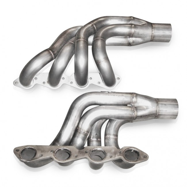 Chevy Big Block Turbo Headers: Up and Forward
