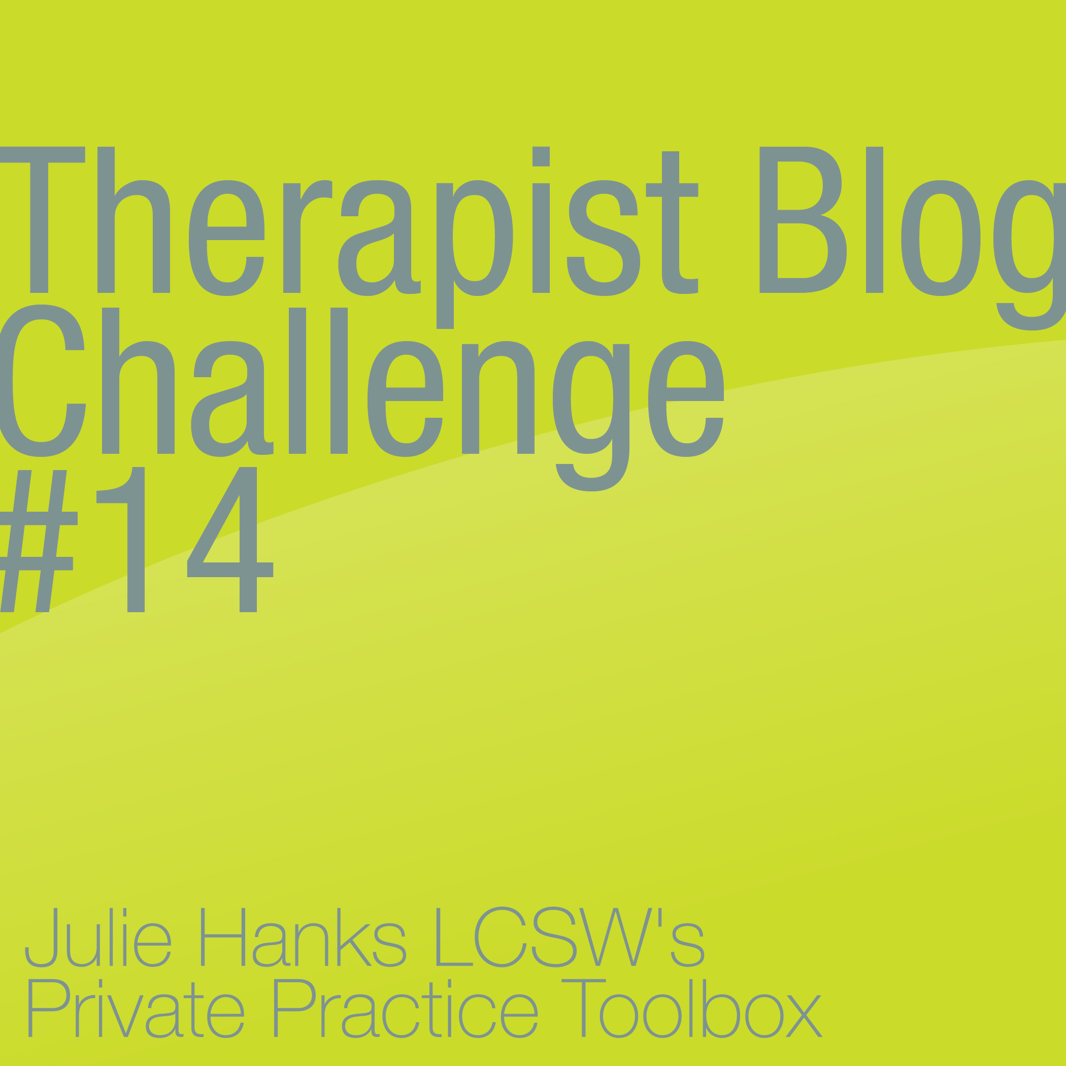 Relationships — Blog — Private Practice Toolbox with Dr