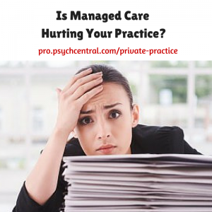 3 Ways Managed Care is hurting your