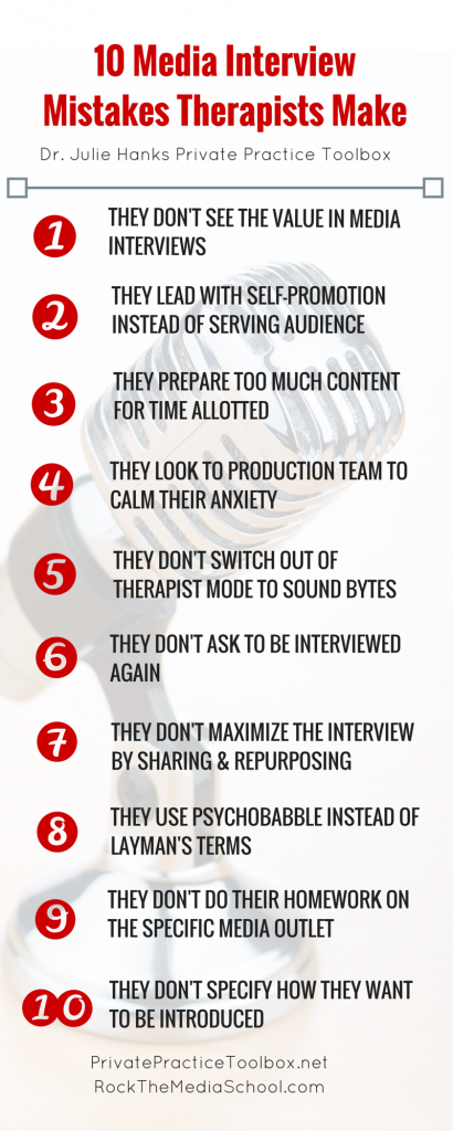 10 Media Interviews mistakes therapists(2)