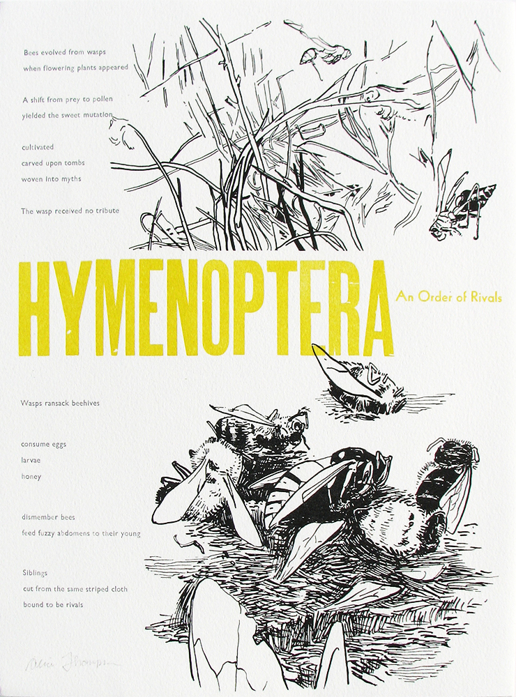 Hymenoptera: An Order of Rivals