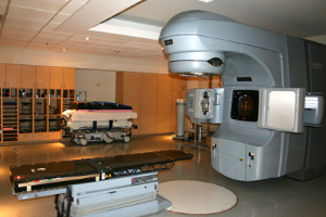 Radiation machine in operating room