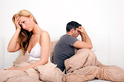 It's important to educate yourself on external factors that can cause sexual dysfunction.