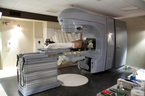 Radiation for prostate cancer treatment