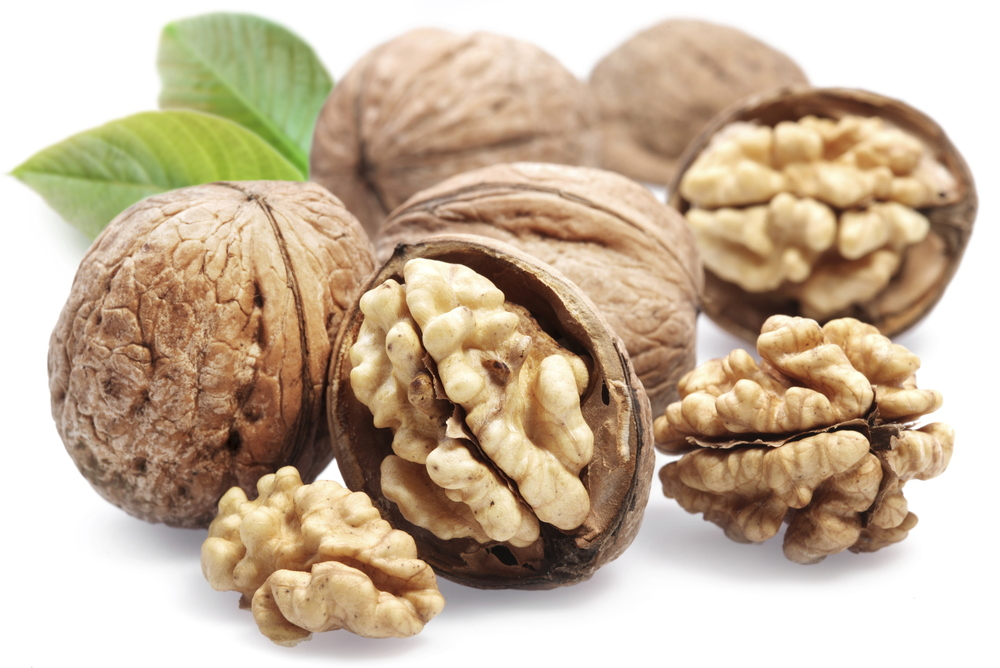 Walnuts slow prostate cancer growth