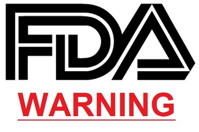 fda warning on GnRH agonists or androgen deprivation therapy