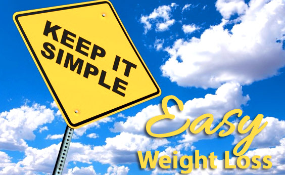 Tips for easy weight loss