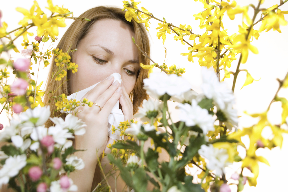 Natural ways to treat allergies in the Spring season