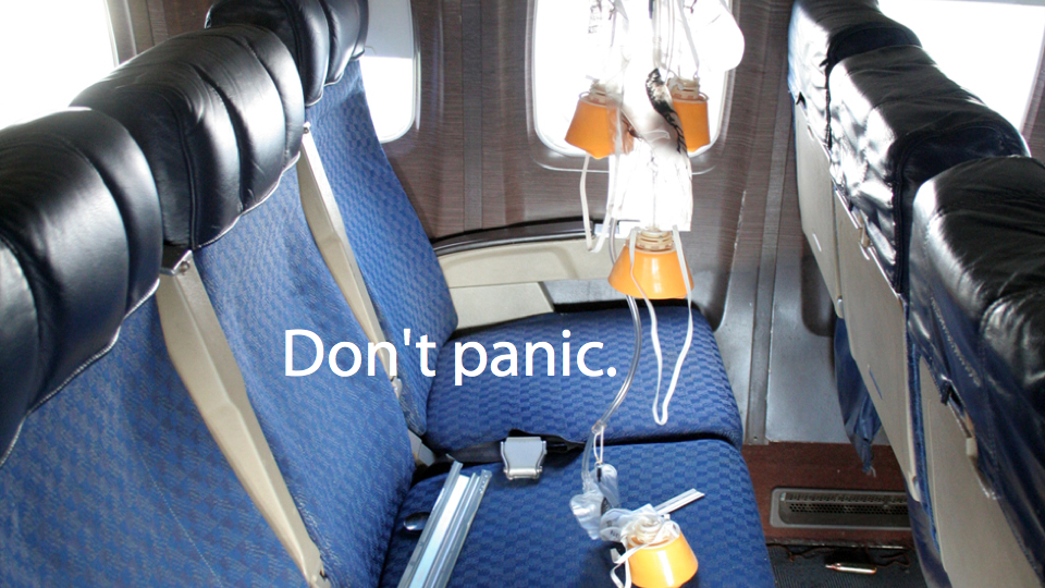 In-flight emergencies: Not as common as you think