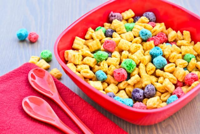 Is your child's breakfast cereal doing more harm than good?
