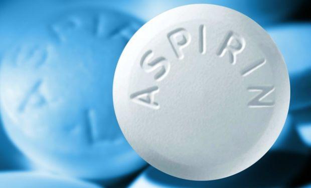 Aspirin for heart attacks