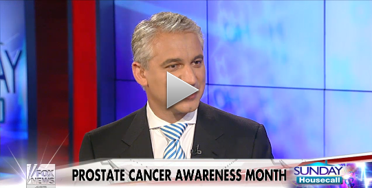fox news samadi challenge women for prostate health dr david samadi