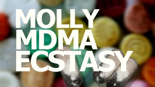 mdma molly ecstasy used as a treatment