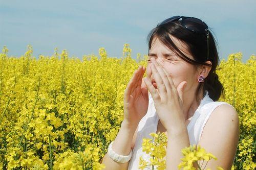 allergies spring season immune system