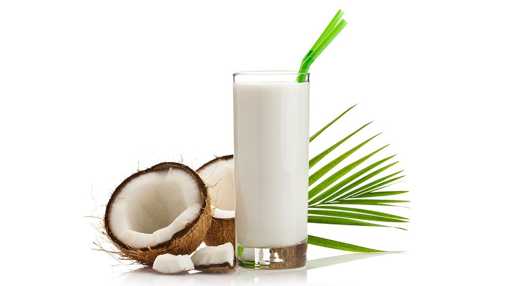 Health Benefits of Coconut Milk Dr. David Samadi