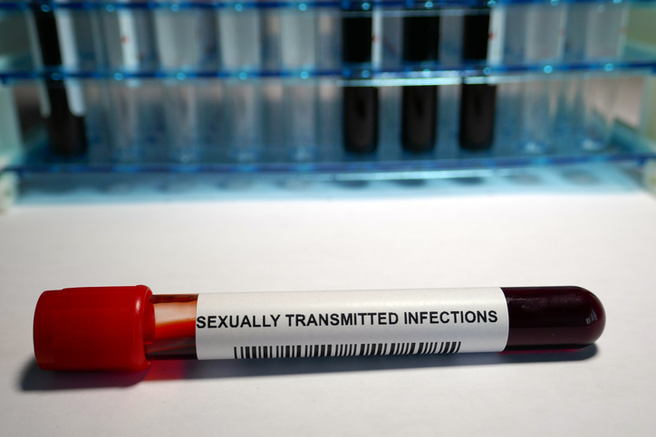 Sexually transmitted prostate cancer