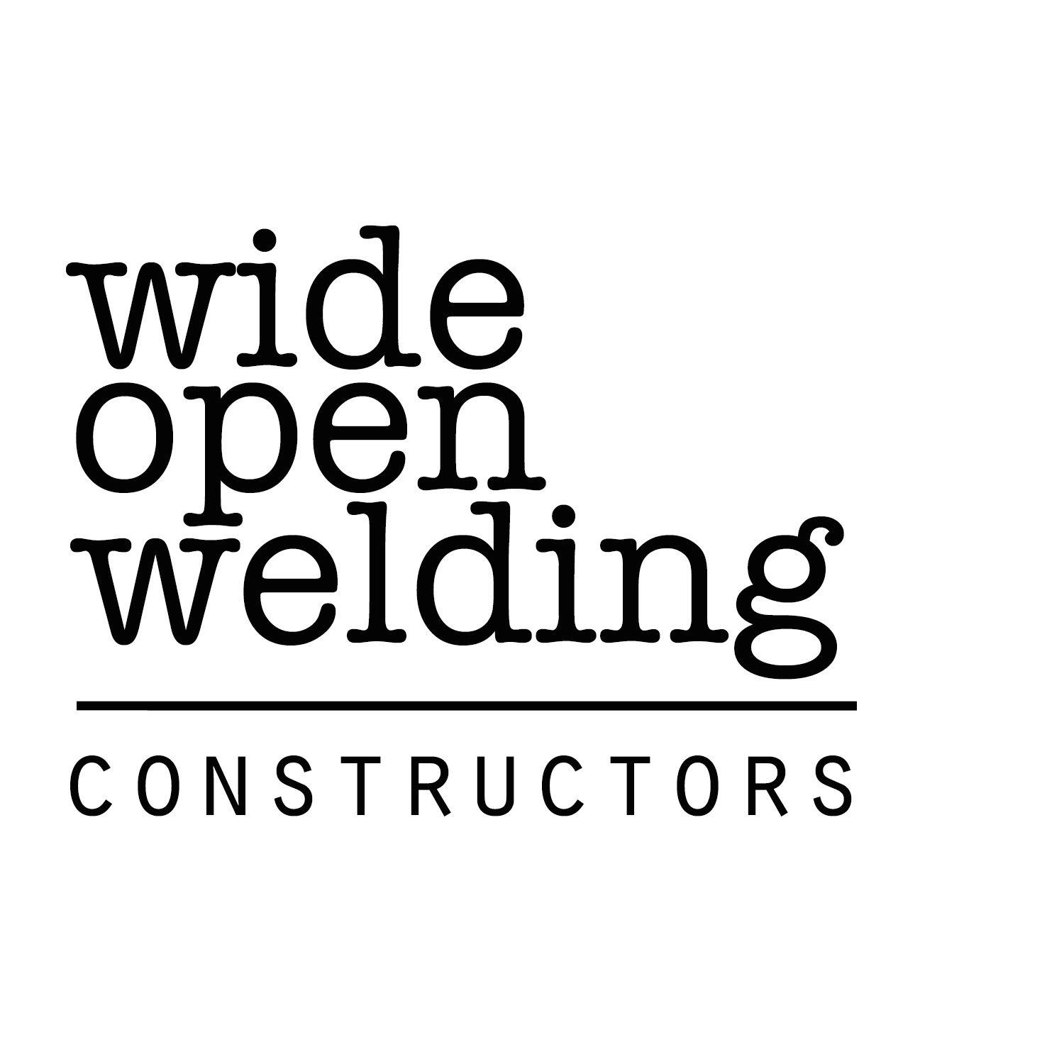 wide open welding