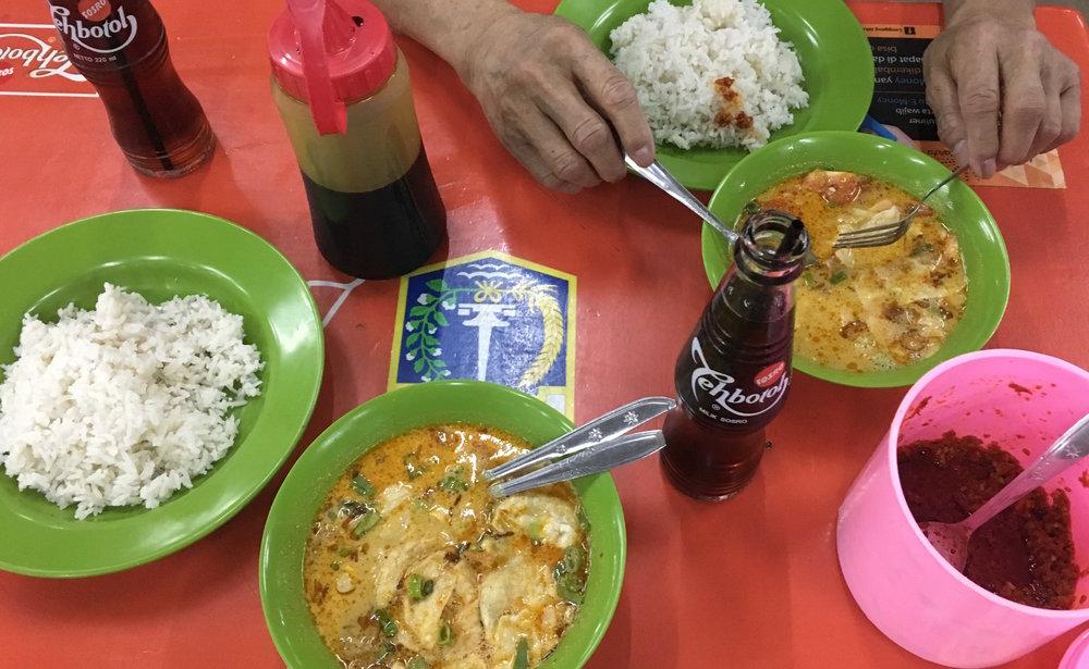02/2018 - Jakarta Street Food