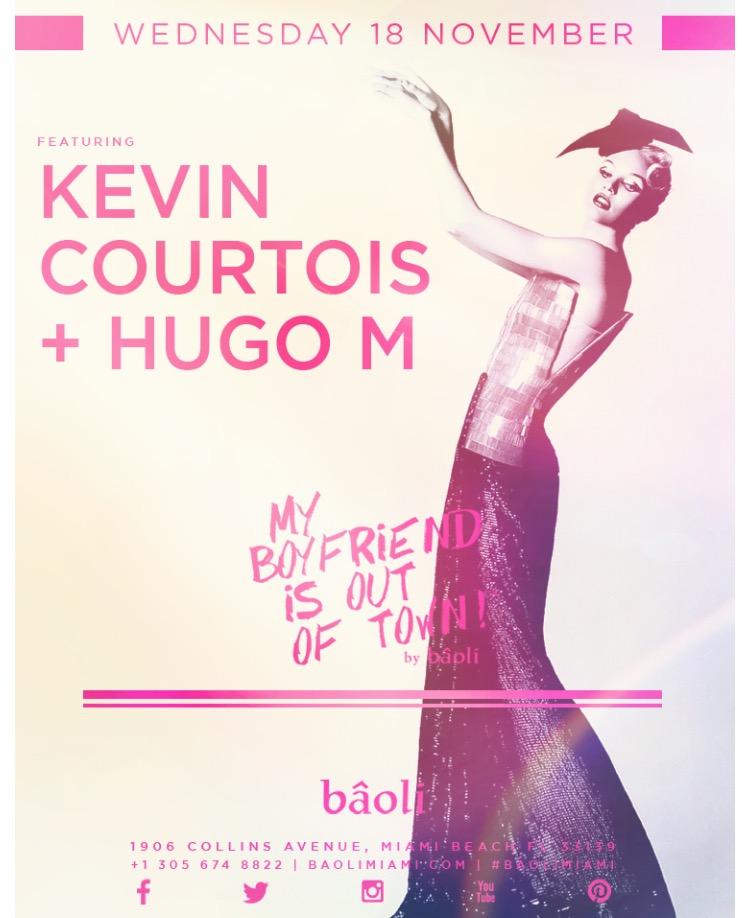 Kevin Courtois Baoli