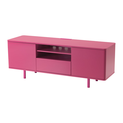 Mostorp TV Unit in PINK! $279