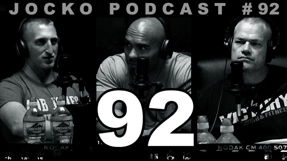 Listen to Rob on Jocko Podcast #92