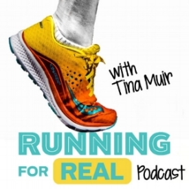 Listen to Rob on the Running for Real Podcast
