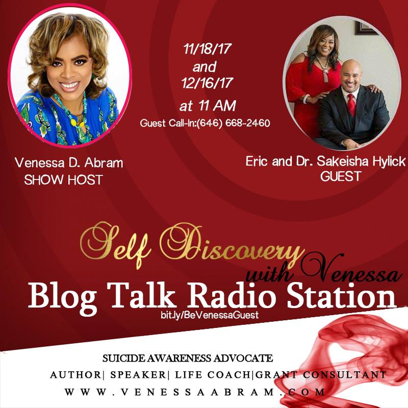 Click Below - Eric & Dr. Sakeisha Discuss the Book