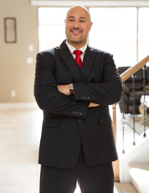 Pastor Eric Hylick -