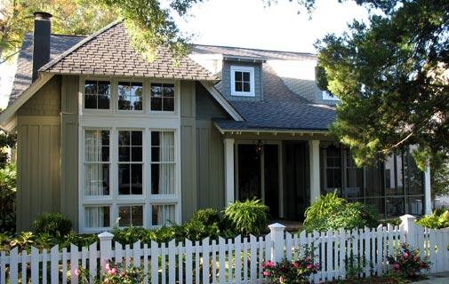 Lott residence