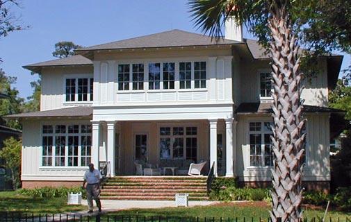 Carden residence