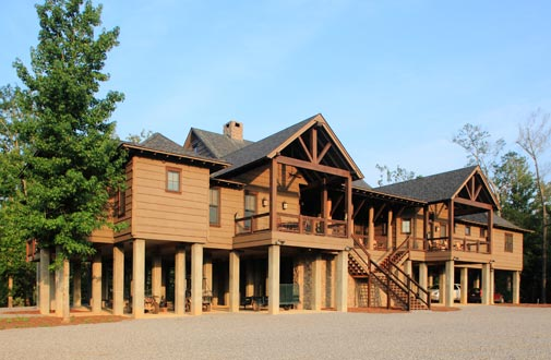 jackson, alabama   hunting lodge