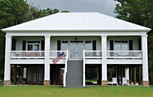 penry residence