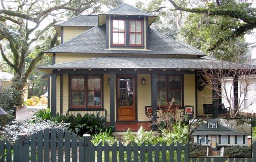 Smith (Watson & Shirley) Residence