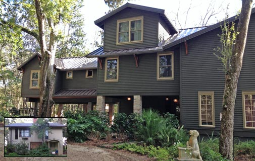 Spottswood Residence