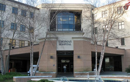 Thomas Hospital East Addition