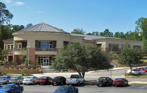 University of South Alabama Dining Hall