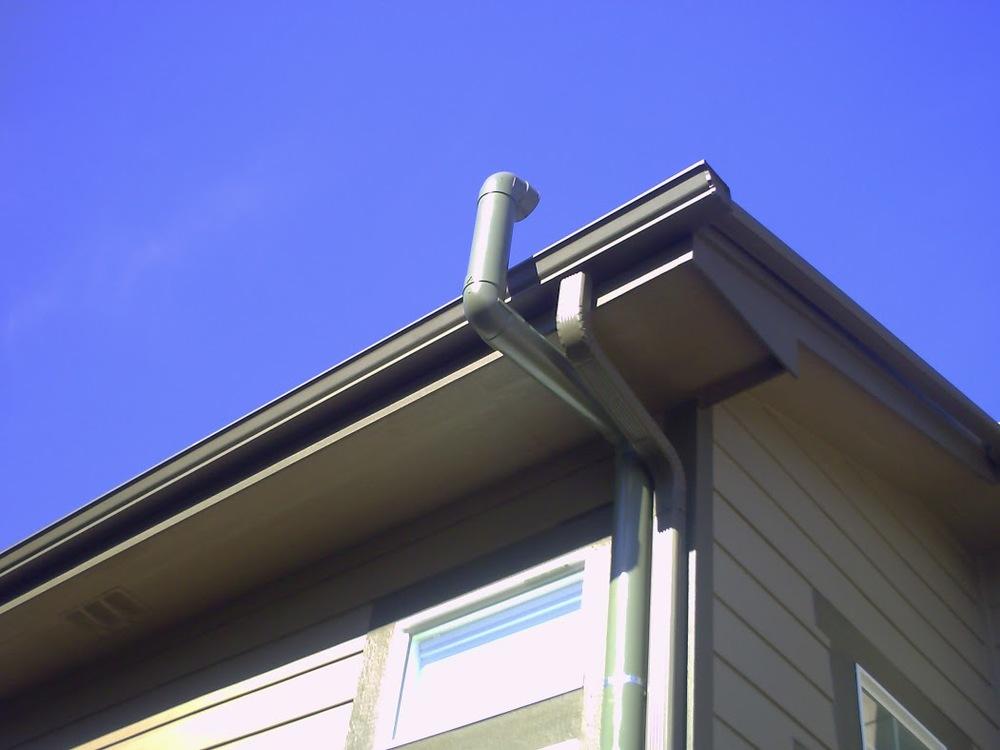 Littleton home fitted radon mitigation system