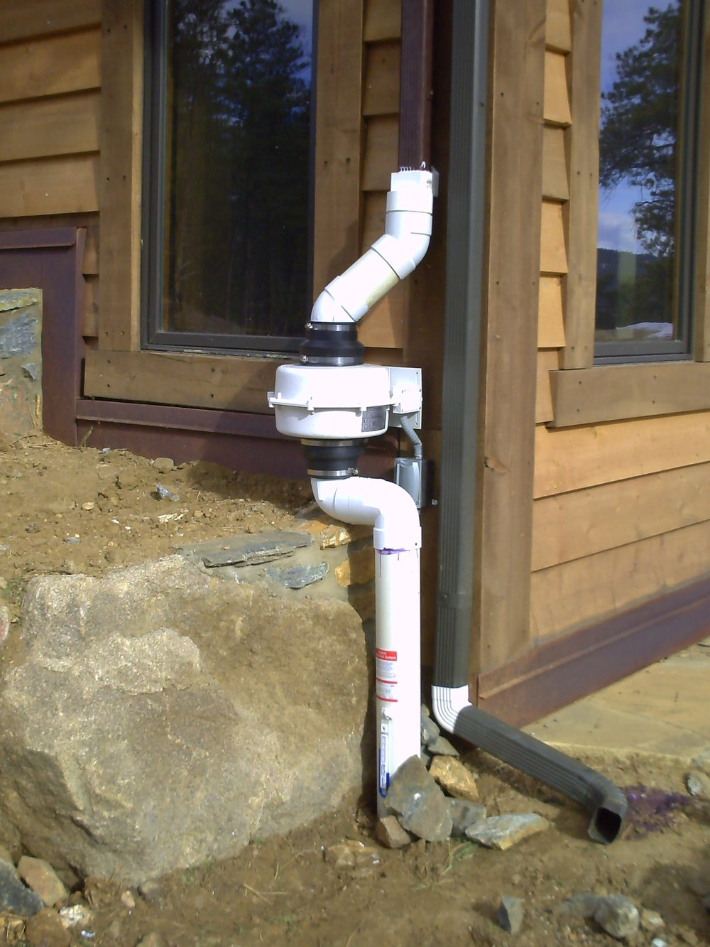 Affordable radon system Littleton Colorado