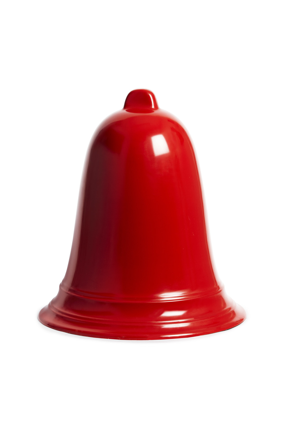 Large red bell