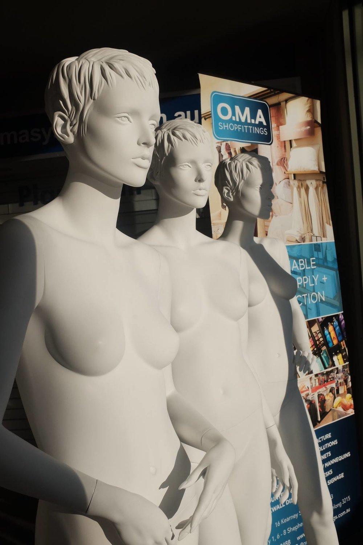 Mannequin Revolution Geelong