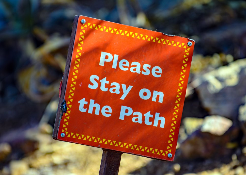 photo for blog keep off the path.jpg