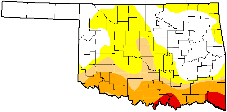 Oklahoma Drought Monitor