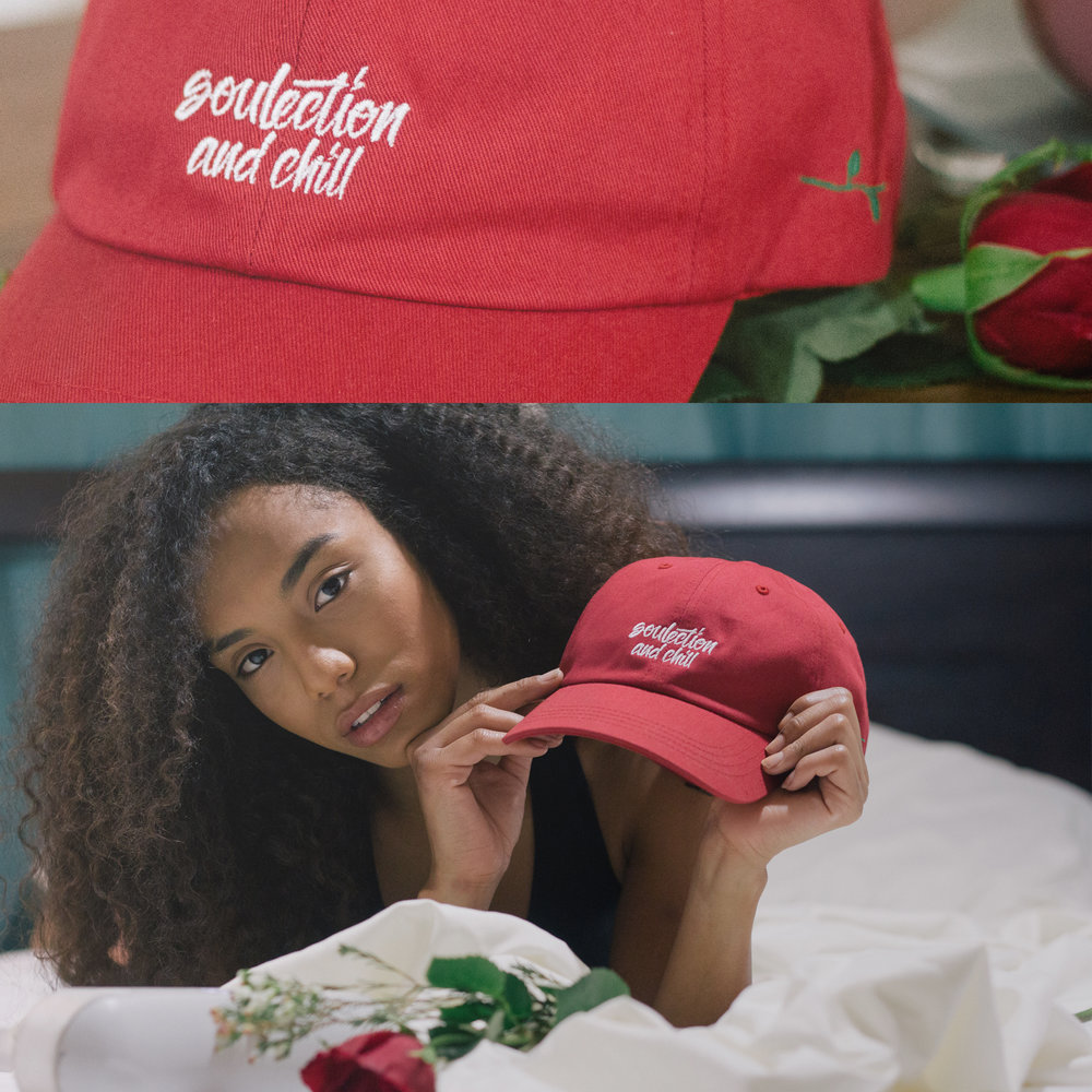 soulection and chill merchandise for valentines day mix compilation.