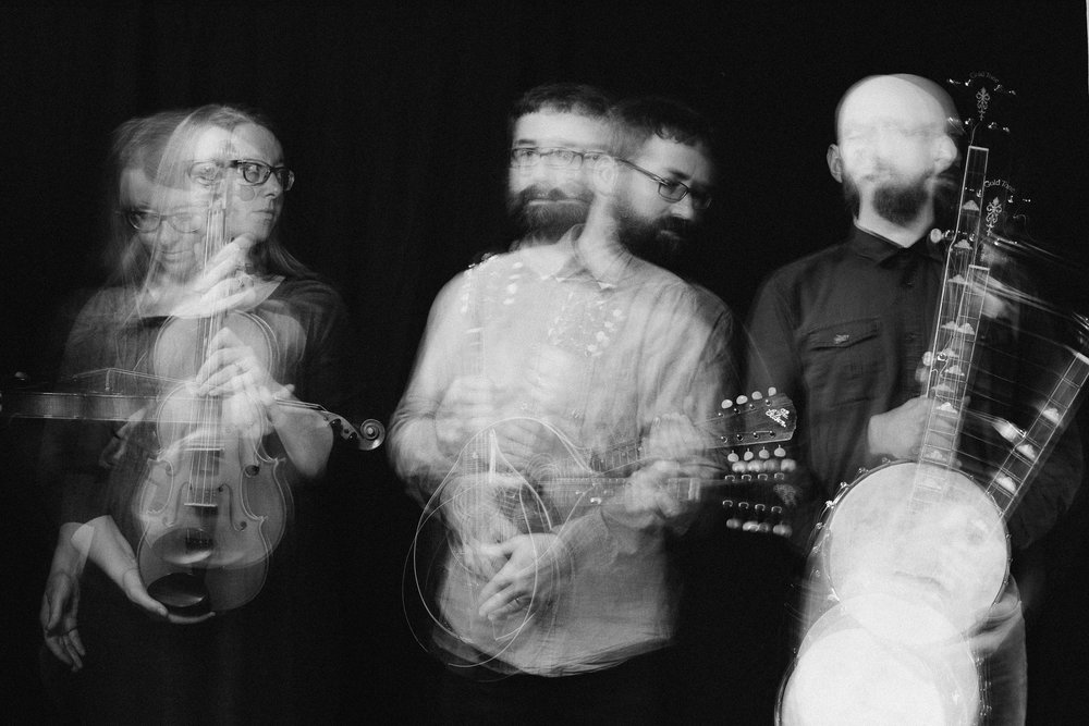 Ordinary Times band portrait