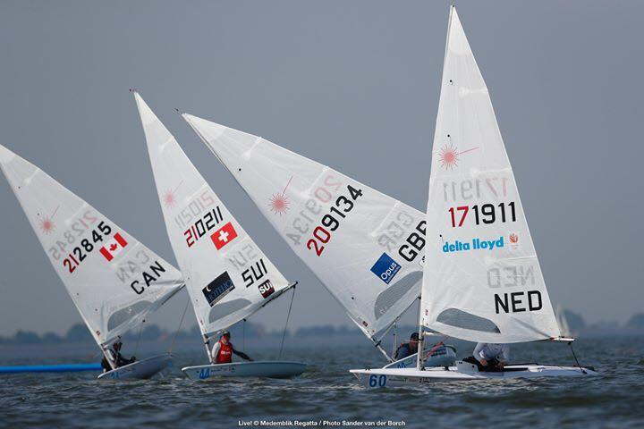 Medemblik Regatta 2018, Holland