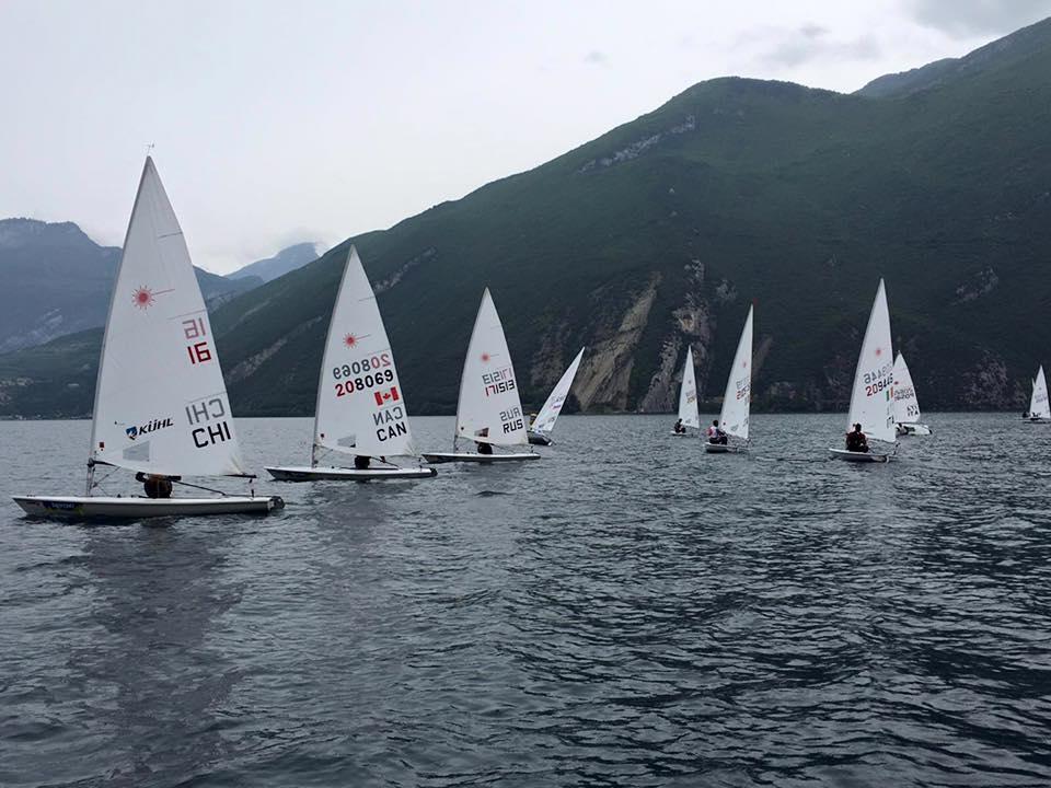 Garda Olympic Week 2016, Italy