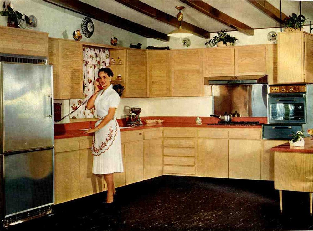 1960 Kitchen