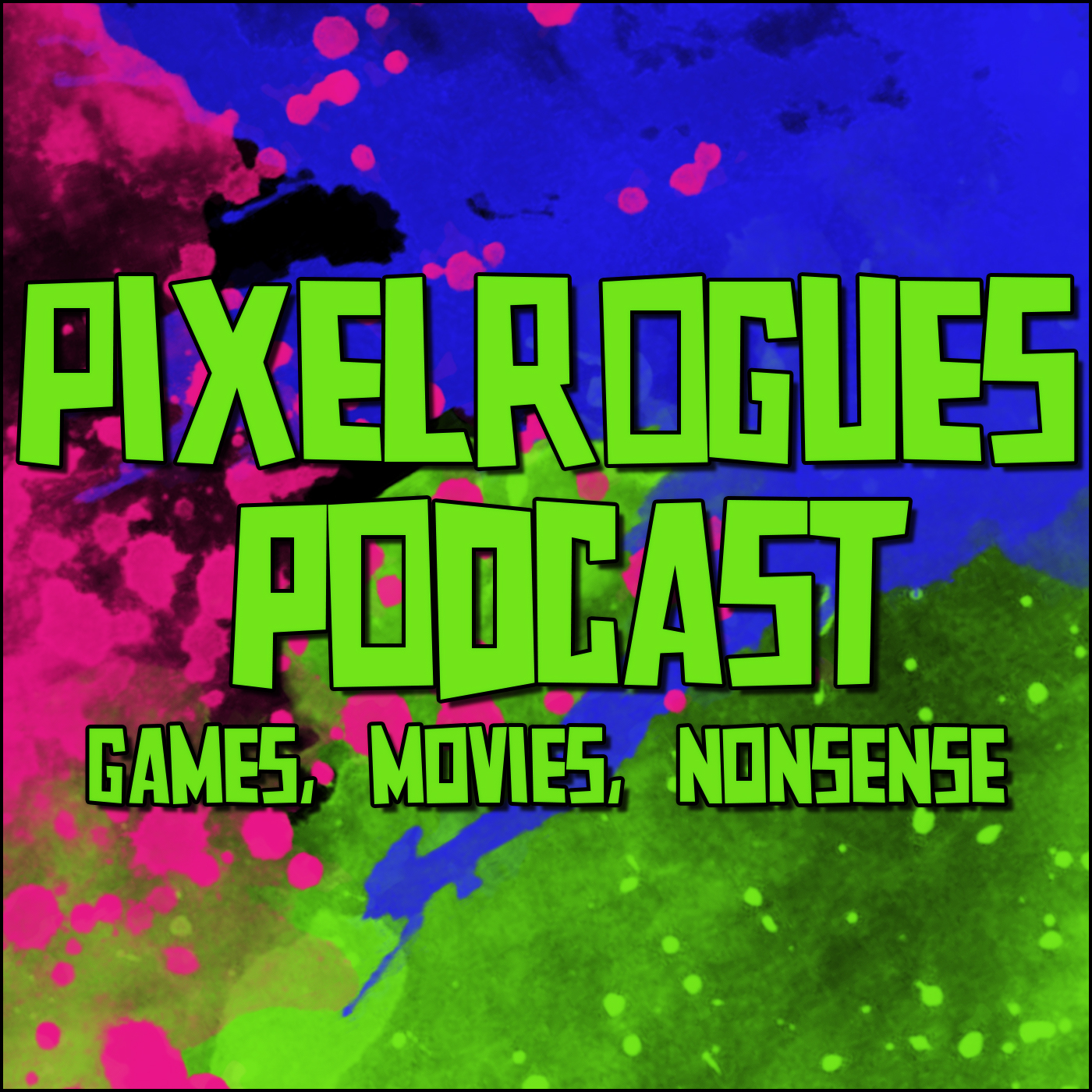 PixelRogues Podcast