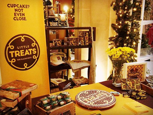 Our holiday pop up kiosk is open at Le Parker Meridien Hotel (119 West 56th street) until December 23rd. Everyday from 10 am to 8pm. Come visit us!